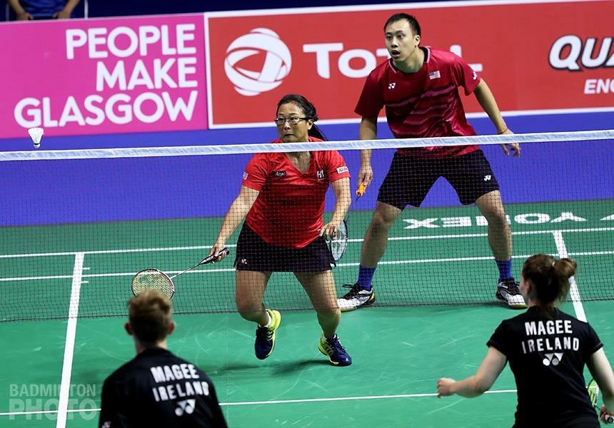 Yuko Kawasaki Plays at World Championships 2017